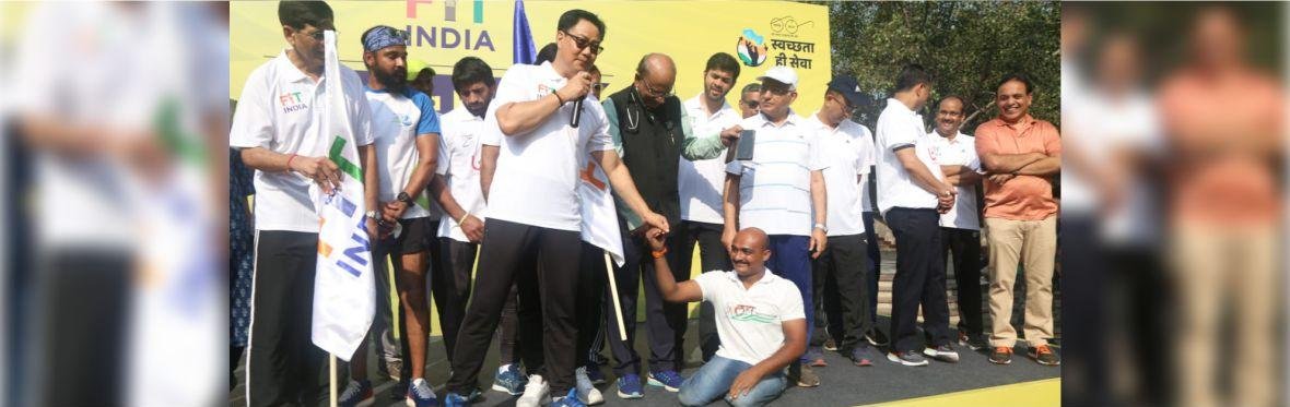 Fit India sports