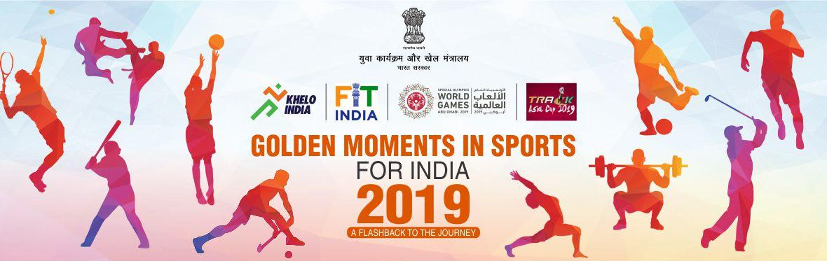 Golden Moments In Sports 2019